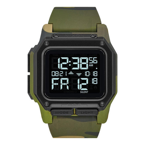 A1180-3175-00, MULTICAM TROPIC, REGULUS, NIXON, MENS WATCHES