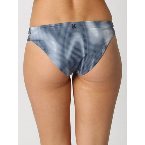 Hurley Quick Dry Max Waves Womens Bikini Bottoms