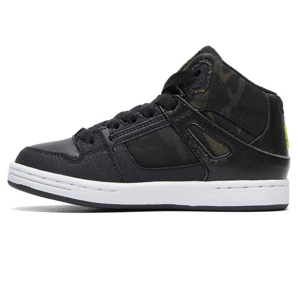 DC Pure Kids SE High Tops
