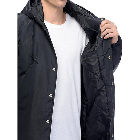 Obey Singford Mens Soft Shells Parka