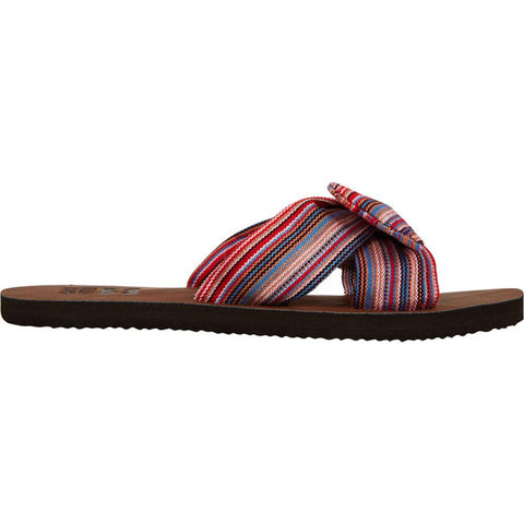 jfotpbti-riv billabong tied up sandal womens fashion sandal pink