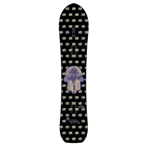 GNU Free Spirit C3 Womens All Mountain Snowboards
