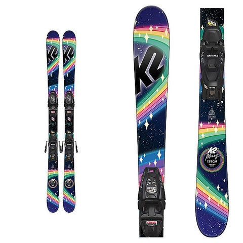 s18060601119 k2 missy 4.5 fdt youth girls package rainbow stripes