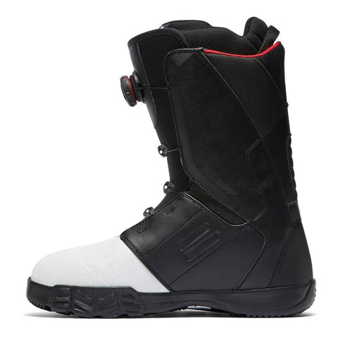adyo100030-blk dc control m boa side view mens boa boots black