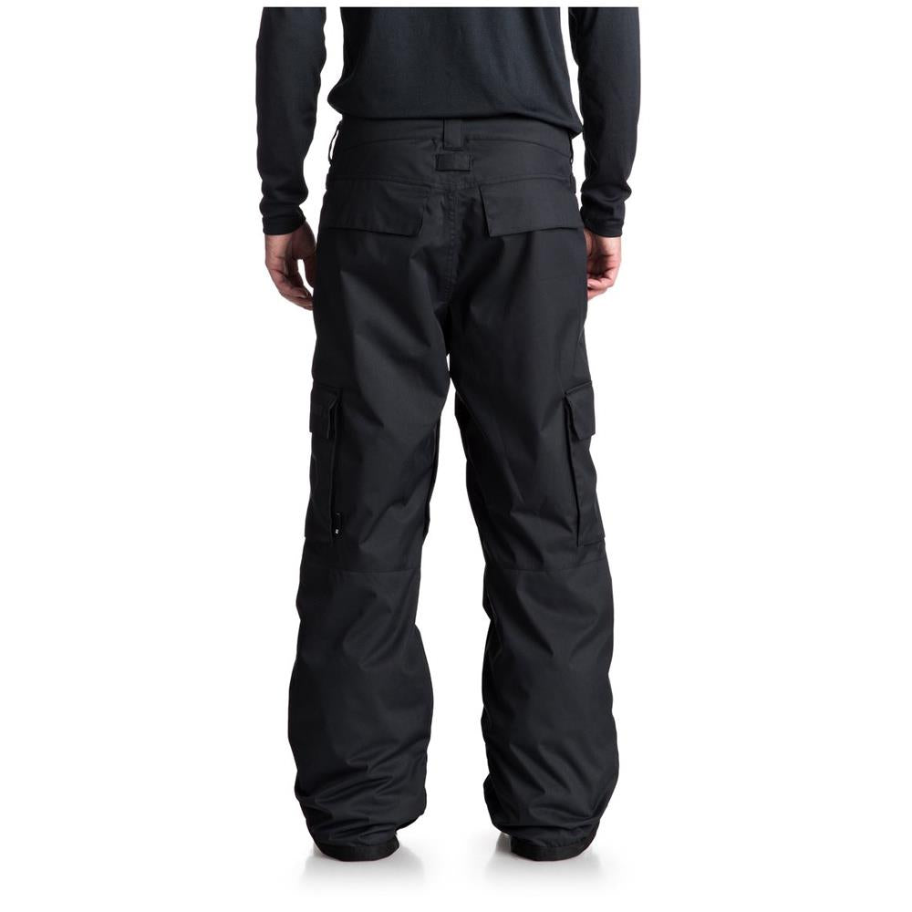 edytp03036 dc banshee snow pant back view mens snow pants black