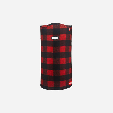 airhole airtube ergo drytech overall view facemasks red plaid