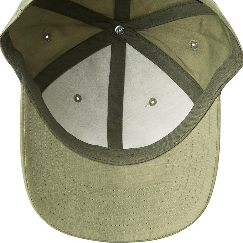 rvca barcode hat bottom view mens hats green