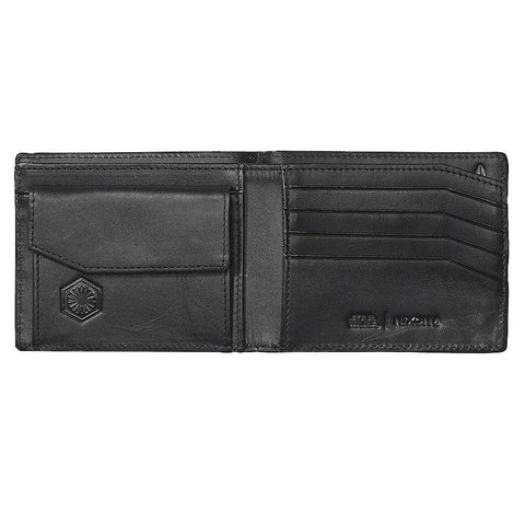 nixon arc wallet star wars inside view mens wallets black