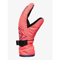 erghn03017-mgh0 Roxy Poppy Snowboard Gloves pink side