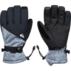 EQYHN03111-KPG2, grey back, Quiksilver, Mens Gloves, Mens Outerwear, Winter 2020