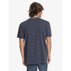 Quiksilver Mad Wax Mini Stripes Tee