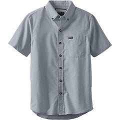 RVCA Boys That'll Do Oxford Shirt