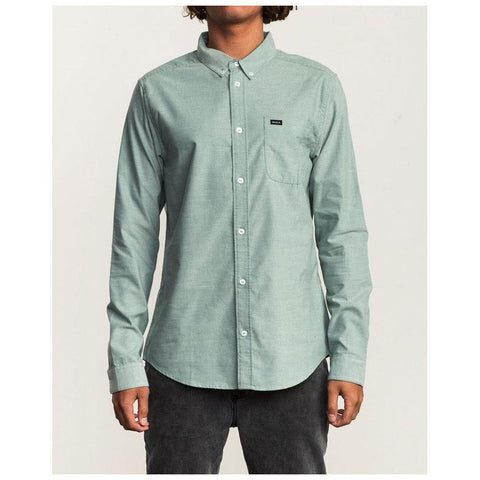 RVCA That'll Do Stretc Long Sleeve Shirt