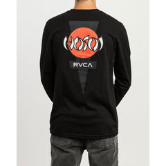 RVCA Christian Hosoi Long Sleeve T-Shirt