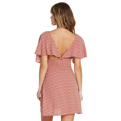 Billabong Tomorrows End Mini Dress
