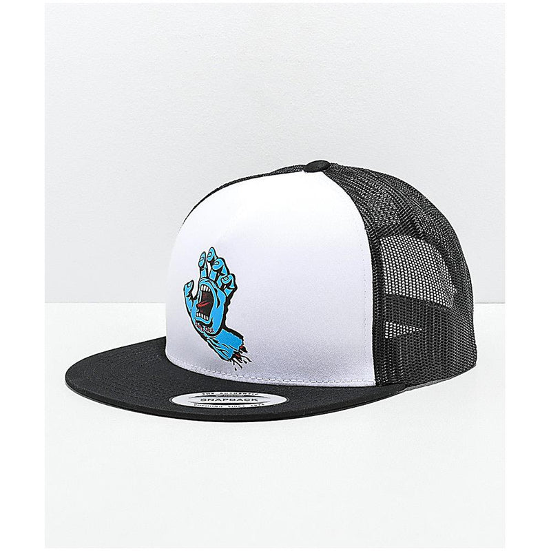 Santa Cruz Screaming Hand Trucker Mesh Hat