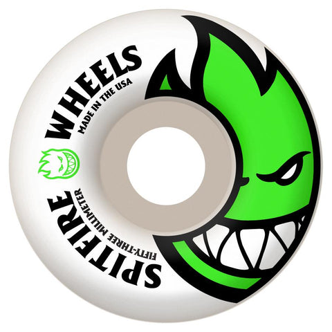 Spitfire, Bighead 50MM, Skate wheels, Green, SF-2001000250