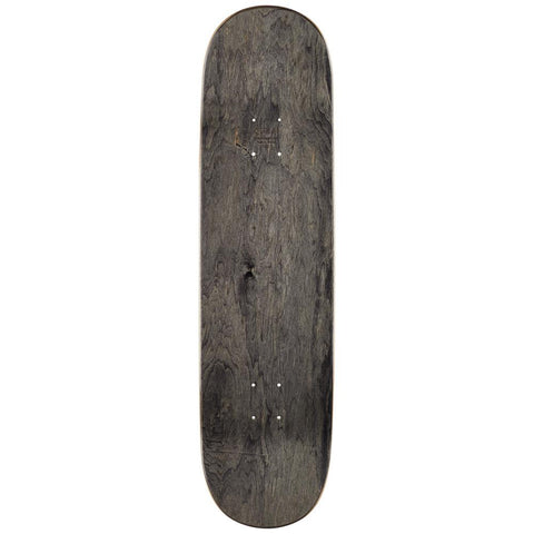 Quasi Skateboards, Birdhouse Three Natural Deck, Wood, Top View