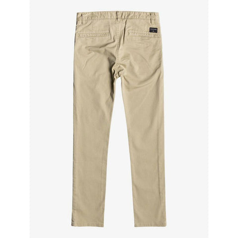 Quiksilver Youth Krandy Slim Fit Chino Pant