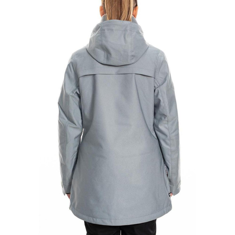 L9W308-LT BLUE DENIM, 686, SPIRIT INSULATED JACKET, WOMENS OUTERWEAR, WINTER 2020, BACK BVIEW