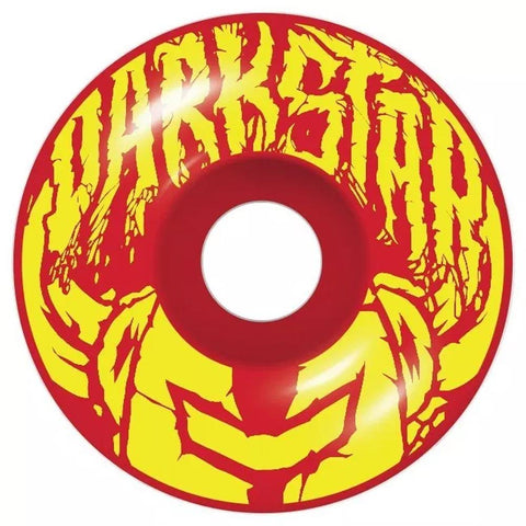 10512268, Darkstar, Badge FP Soft Top Complete, Rasta, Skateboard Complete, 7.5""
