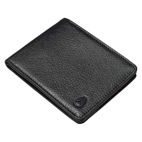 C2962-000-00, Black,Cape Leather Wallet, Nixon, Mens Wallets,