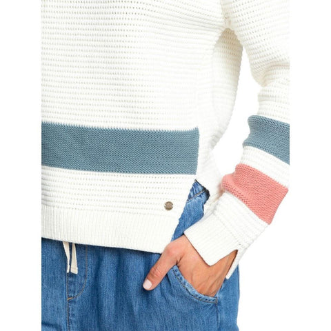 ERJSW03347-WBK0, SNOW WHITE, WHITE, TRAVEL IN COLOR SWEATER, ROXY, WOMENS SWEATERS, FALL 2019, DETAIL VIEW