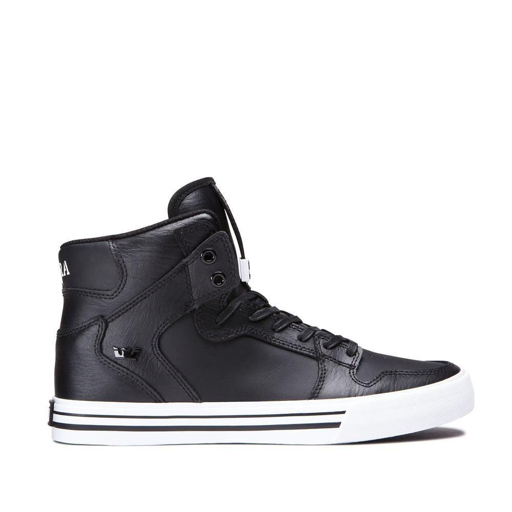 Supra Vaider Leather Mens High Tops