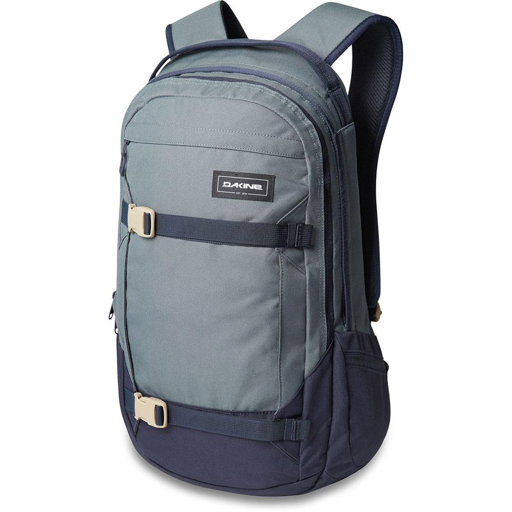 10002637-DARK SLATE, DAKINE, MISSION 25L BACKPACK, SNOWBOARD BACKPACKS