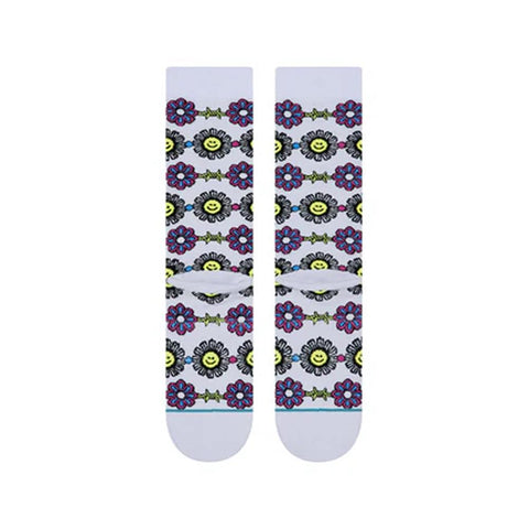 Stance Spikey Face Mens Socks