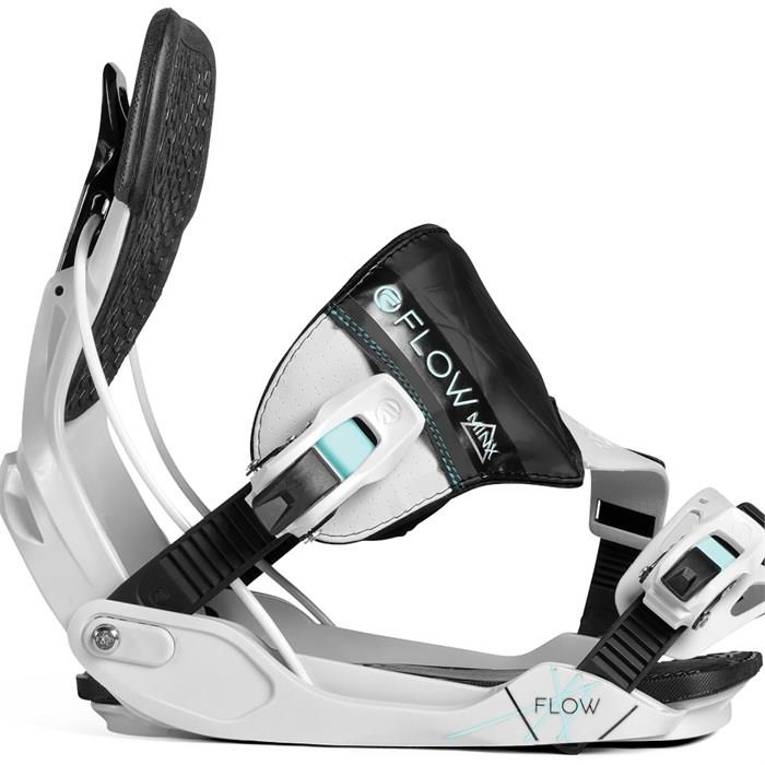 fs190212-gryblu Flow Minx Hybrid Bindings grey/blue side