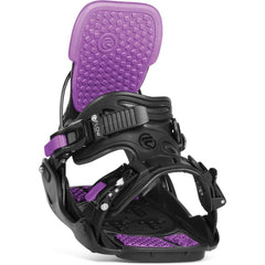 fs190220-charcoal Flow Haylo Bindings charcoal front