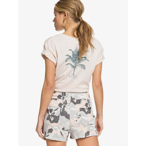 Roxy Forbidden Summer Printed Fabric Short