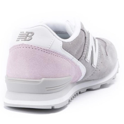 WL996BC, New Balance, 420, Grey, Pink, Womens lifestyle shoes, Fall 2019, back view