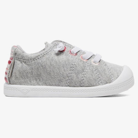 AROS600001-GRH, HEATHER GREY, ROXY, BAYSHORE SHOES, INFANT SHOES, SPRING 2020