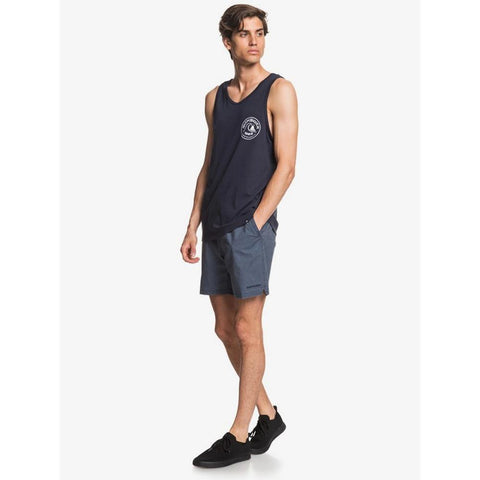 AQYZT06753-BYJ0, NAVY BLAZER, BLUE, QUIKSILVER, CLOSE CALL TANK, MENS TANK TOPS, SPRING 2020