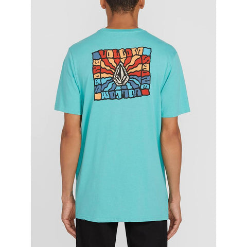 Volcom Day Waves Short Sleeve Tee