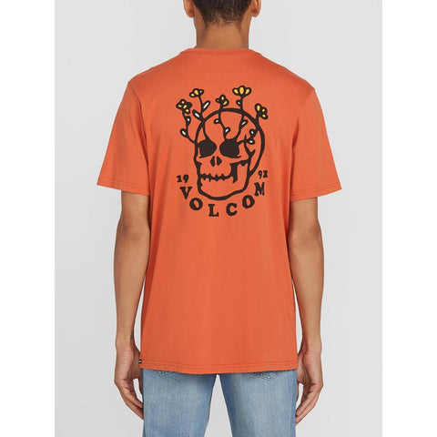 Volcom Bloom Of Doom Short Sleeve Tee