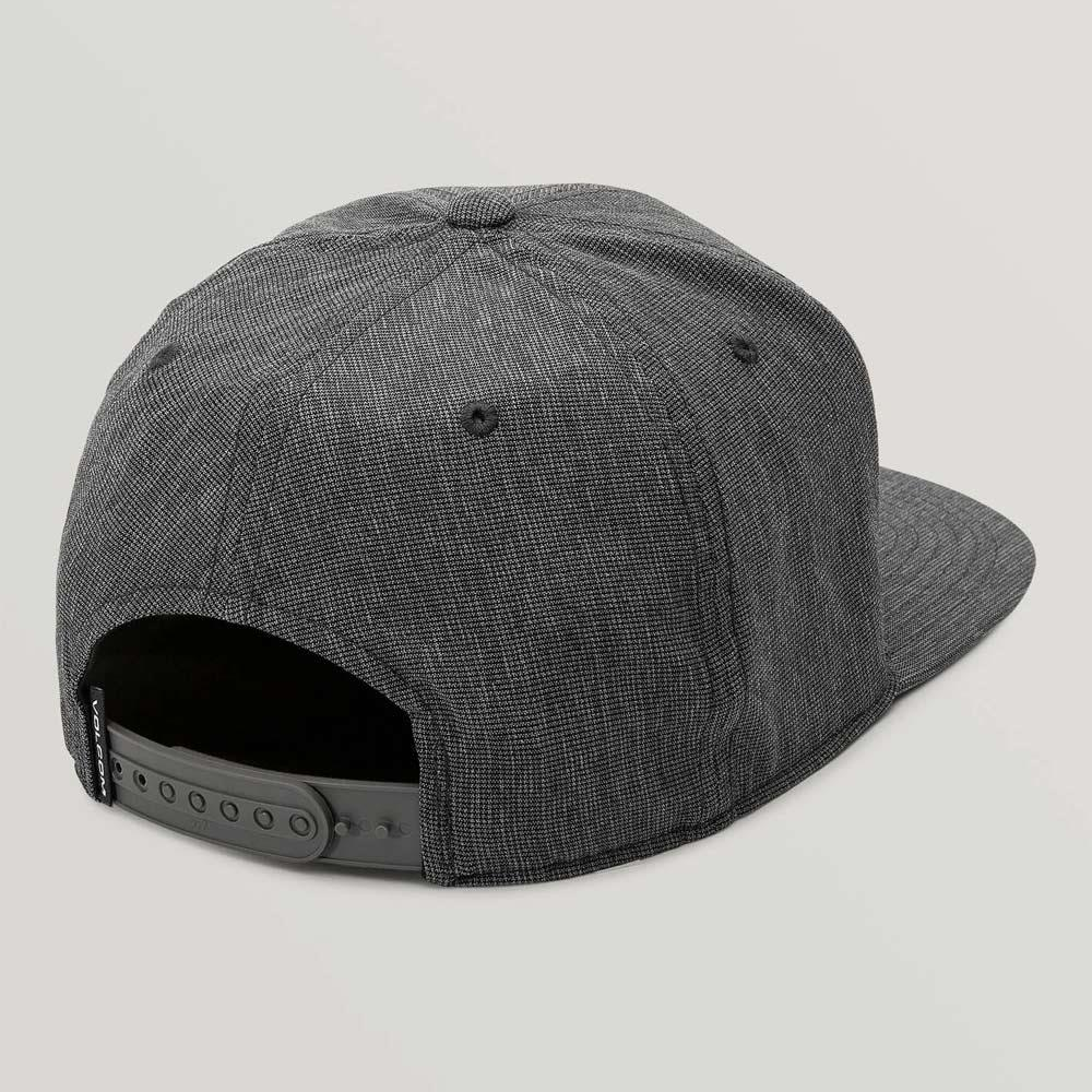 D5512006-CHH, CHARCOAL HEATHER, GREY, VOLCOM, STONE TECH 110, MENS HATS, SPRING 2020