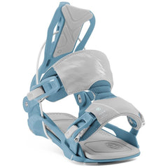 FS200207-Aqua Green, Flow, Mayon Women's Snowboard Bindings, Winter 2020