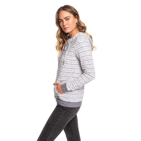 ERJFT04113-BSP3, MOOD INDIGO SUNDAY STRIPE, TRIPPING STRIPES, ROXY, WOMENS ZIP UP HOODIES, HOLIDAY 2019