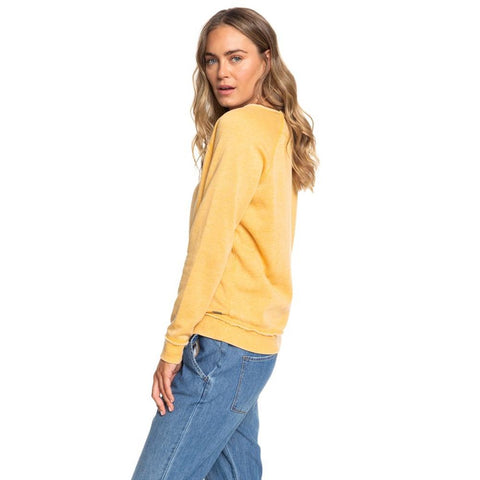 ERJFT04116-YJY0, PACIFIC HIGHWAY A SWEATSHIRT, YELLOW, HONEY GOLD, HOLIDAY 2019