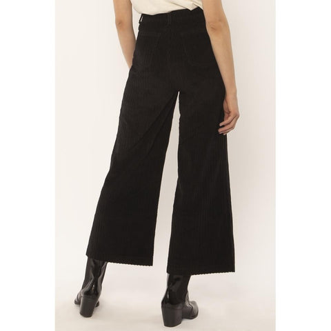 A301MGOO-BLK, BLACK, AMUSE SOCIETY, GOOD COMPANT PANT, WOMENS PANTS, HOLIDAY 2019