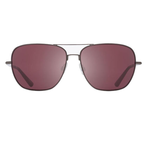 6700000000038, Spy, Tatlow Sunglasses, Gunmetal, HD Plus Rose with silver spectra