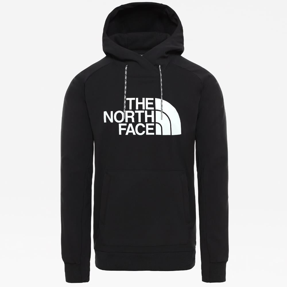 nf0a3m4ejk3 The North Face Tekno Logo Hoodie black view