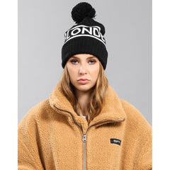 btl131-blonde Brunette Blonde Holiday Toque blonde sample