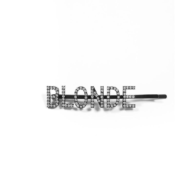 bltc130-blonde Brunette Blonde Hair Clip blonde sample2