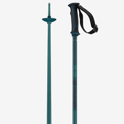 L40558800, BLUE, SALOMON, ARCTIC POLES, UNISEX SKI POLES, WINTER 2020