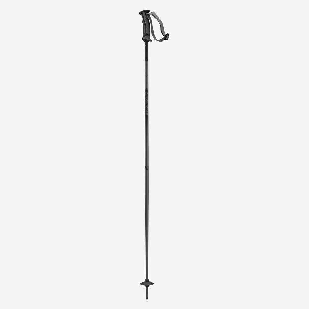 L40560300-BLACK, ARCTIC LADY POLES, SALOMON POLES, WINTER 2020