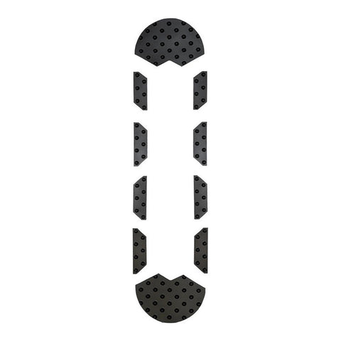AMB2021, Ambition, Xtreme Grip Pack, Black, Snowskate Grips